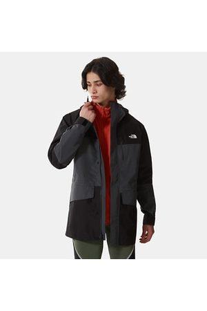 The North Face Homme Vestes - Veste Dryzzle All-weather Futurelight™ Pour Homme Asphalt Grey/tnf Black Taille L