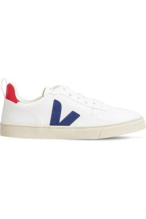 Veja Sneakers À Lacets En Coton V-10