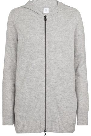 Bogner Femme Sweatshirts - Sweat-shirt à capuche Leony en laine vierge