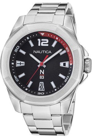 Nautica Montre - NAPTBF104 Silver/Silver