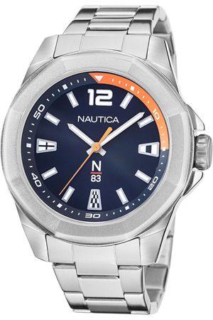 Nautica Homme Montres - Montre - NAPTBF103 Silver/Silver