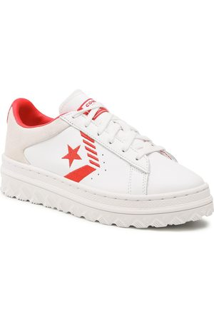 Converse Sneakers - Pro Leather X2 Ox 168691C White/Egret/University Red