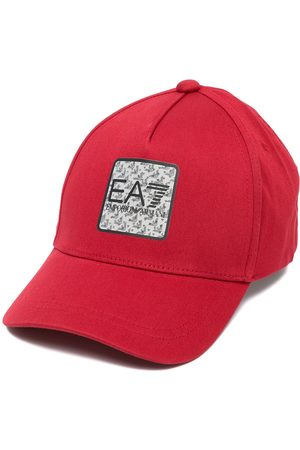 EA7 Casquette à patch logo