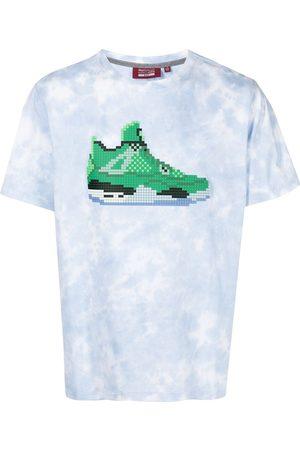 MOSTLY HEARD RARELY SEEN T-shirt Mark 4 à imprimé tie dye
