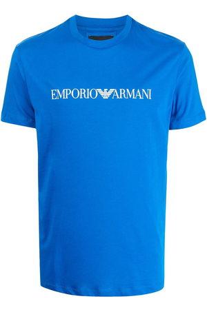 Emporio Armani T-shirt à logo imprimé