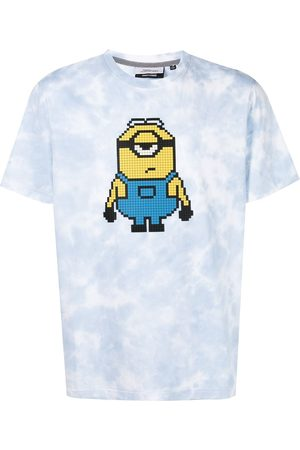 MOSTLY HEARD RARELY SEEN Homme Débardeurs - T-shirt à imprimé tie dye