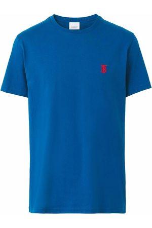 Burberry Homme Débardeurs - T-shirt à motif monogrammé