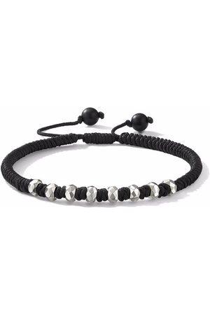 David Yurman Homme Bracelets - Bracelet Fortune Woven en argent sterling 5.5 mm