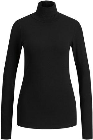 JACK & JONES Jxeleanor Stretch T-shirt À Manches Longues Women Black; Brown