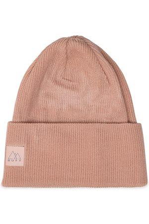 Buff Femme Bonnets - Bonnet - Knitted Hat 126483.508.10.00 Crossknit Pale Pink