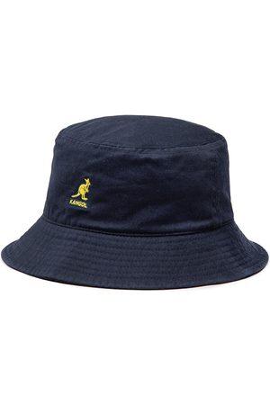 Kangol Femme Chapeaux - Chapeau - Bucket Washed K4224HT Navy NV411