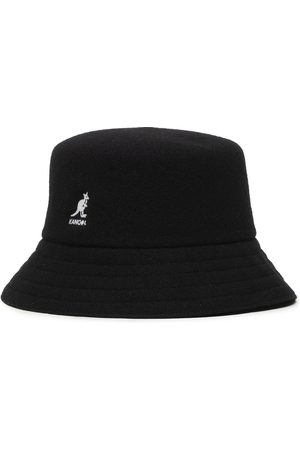 Kangol Chapeau - Wool Lahinch Bucket K3191ST Black BK001
