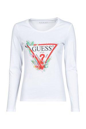 Guess Femme Manches courtes - T-shirt LS CN NELLI TEE