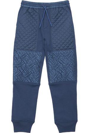 Burberry Pantalon De Survêtement En Coton