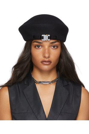 1017 ALYX 9SM Femme Bonnets & Chapeaux - Béret en laine exclusif à SSENSE