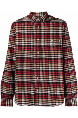 Woolrich Homme Casual - Chemise à carreaux