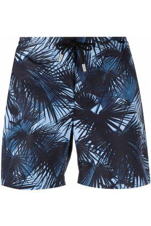 Orlebar Brown Vêtements de plage - Short Moonlit Palms imprimé