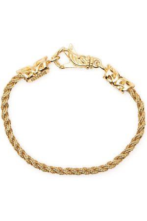 EMANUELE BICOCCHI Bracelet à design tressé