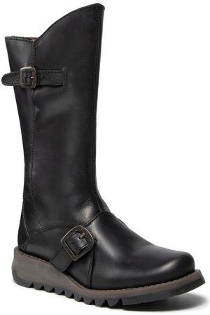 Fly London Femme Bottes - Bottes - Mes 2 P142913005 Black