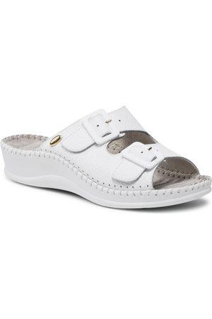 Scholl Mules / sandales de bain - Weekend F20067 1065 White