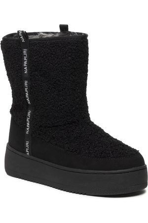 Napapijri Femme Bottines - Chaussures - River NP0A4GCM Black 041