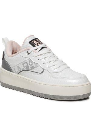 Napapijri Sneakers - River NP0A4GCN Bright White 002 0021