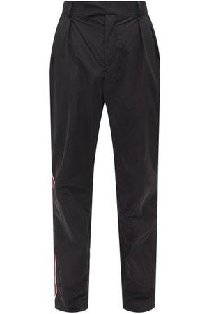 Ahluwalia Homme Pantalons coupe droite - Pantalon droit en tissu imperméable Great Grandad