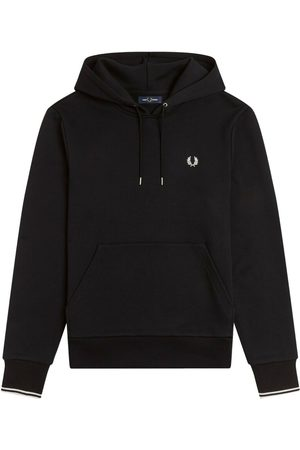 Fred Perry Tipped Hoodie , Femme, Taille: L