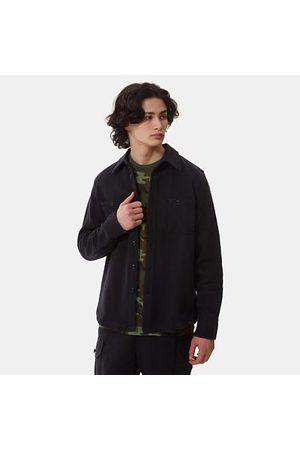 The North Face Homme Chemises - Chemise En Sergé Valley Pour Homme Tnf Black Taille 3XL