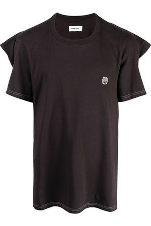 AMBUSH T-shirt à détail d'empiècement