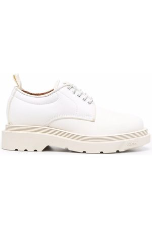Buttero 40mm leather lace-up shoes