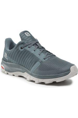 Salomon Chaussures de trekking - Outbound Prism W EE2740 23 M0 Stormy Weather/Stormy Weather/Luner Rock
