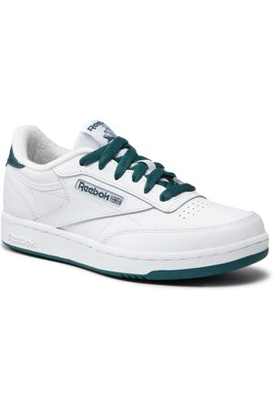 Reebok Chaussures - Club C Junior GV9849 Ftwwht/Ftwwht/Midpin