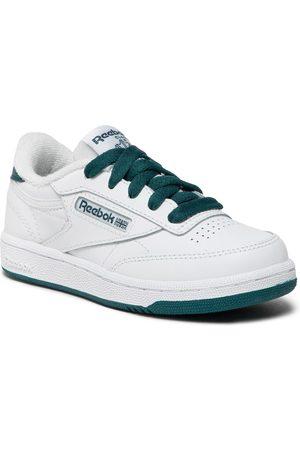 Reebok Chaussures - Club C GV9847 Ftwwht/Ftwwht/Midpin