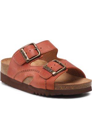 Scholl Mules / sandales de bain - MF23008 Moldava Wedge Ad Med 1053 Red