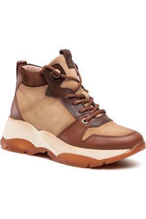 Hispanitas Femme Baskets - Sneakers - Andes-I21 HI211786 Cuero/Cana