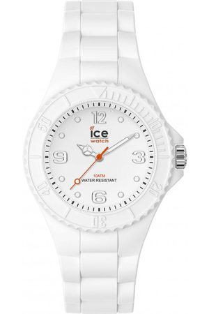 Ice-Watch Femme Montres - Montre mixte Montres ICE generation - White forever - Small - 3H 019138 - Bracelet Silicone