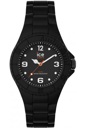 Ice-Watch Femme Montres - Montre mixte Montres ICE generation - Black forever - Small - 3H 019142 - Bracelet Silicone