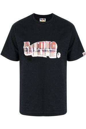 A Bathing Ape T-shirt à logo