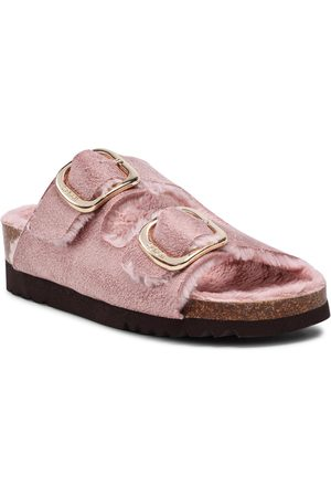 Scholl Chaussons - Ilary Fluffy F29534 2164 Antique Pink