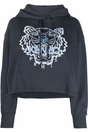 Kenzo Embroidered-logo hoodie