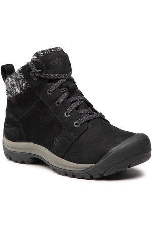 Keen Femme Chaussures - Chaussures de trekking - Kaci II Winter Mid Wp 1025452 Black/Black