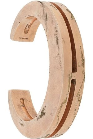 PARTS OF FOUR Bracelets - Bracelet manchette Crescent Crevice