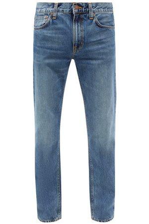 Nudie Jeans Jean droit en coton biologique Gritty Jackson
