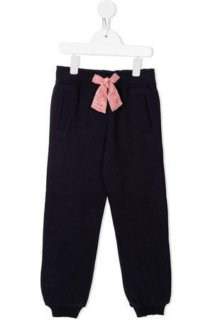 Chloé Pantalon de jogging à détail de nœud
