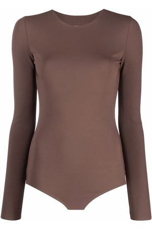 Maison Margiela Femme Bodys - Long-sleeve bodysuit