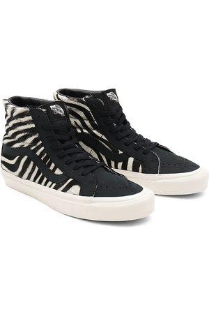 Vans Femme Chaussures - Chaussures Anaheim Factory Sk8-hi 38 Dx