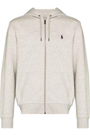Polo Ralph Lauren Sweat à capuche zippé à logo