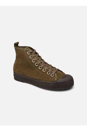 Bensimon Stella B79 Suede Leather par