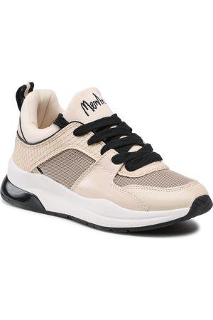 Menbur Femme Baskets - Sneakers - 22632 White
